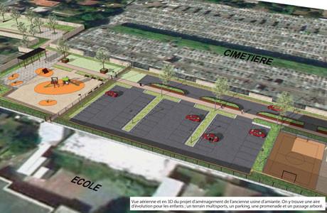 Après 5 ans d'immobilisme, l'aménagement du site du CMMP va-t-il enfin voir le jour?