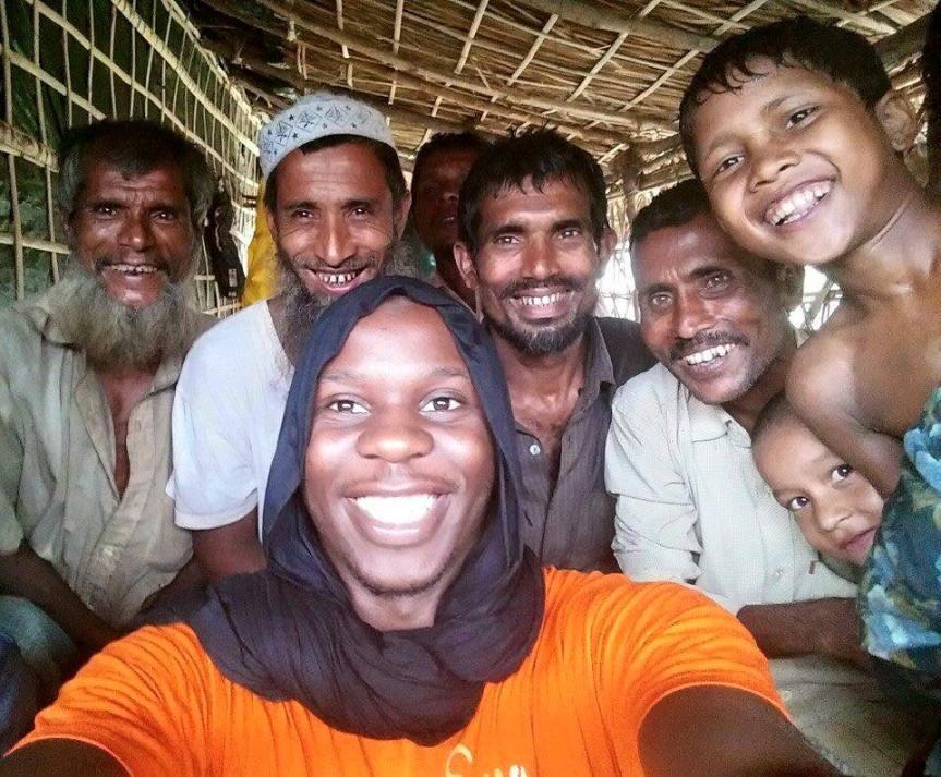 Moussa, l'humanitaire français est enfin libéré!