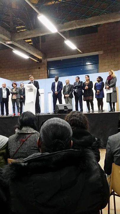 Voeux du député à la population : «Il est temps de nous reprendre en main : 50 réunions en 2016 pour une primaire du projet»