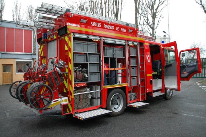 A Aulnay les pompiers oubliés par BrunoBeschizza