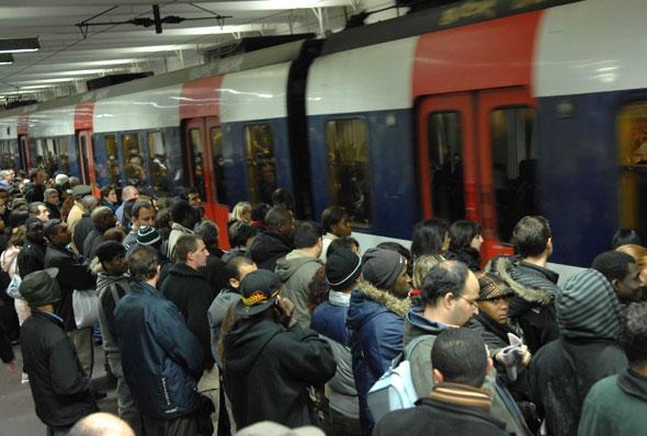 Gréve SNCF du 28 avril: Les prévisions pour le RERB