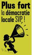 La démocratie selon l'équipe municipale d'«Aulnay respectueuse».