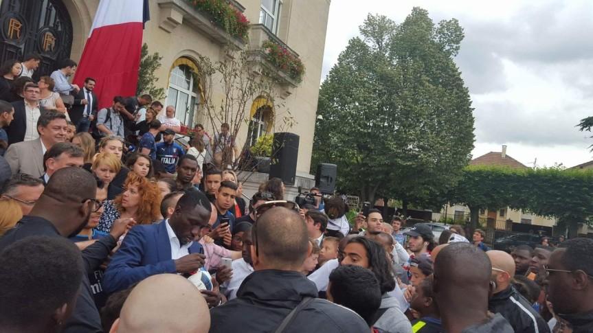 Moussa Sissoko, l'Aulnaysien qui a fait vibrer lesfrançais!