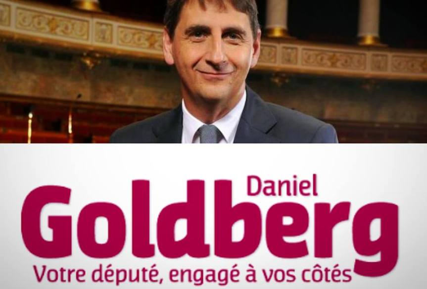 Daniel GOLDBERG invite les habitants à visiter l'Assemblée nationale