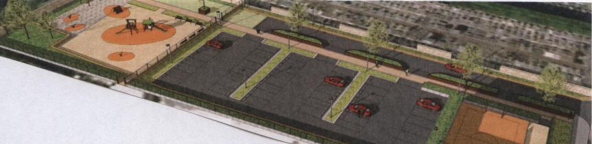 Quel projet pour le terrain du CMMP dépollué par l'ancienne municipalité?