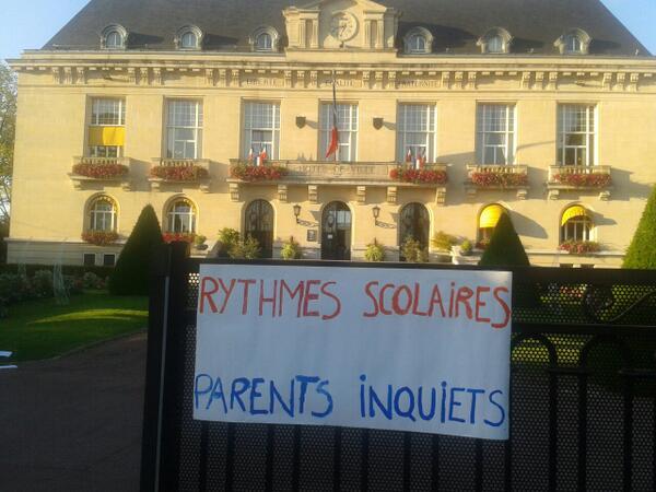 Nouveaux rythmes scolaires à Aulnay : la municipalité continue de mépriser lesparents!