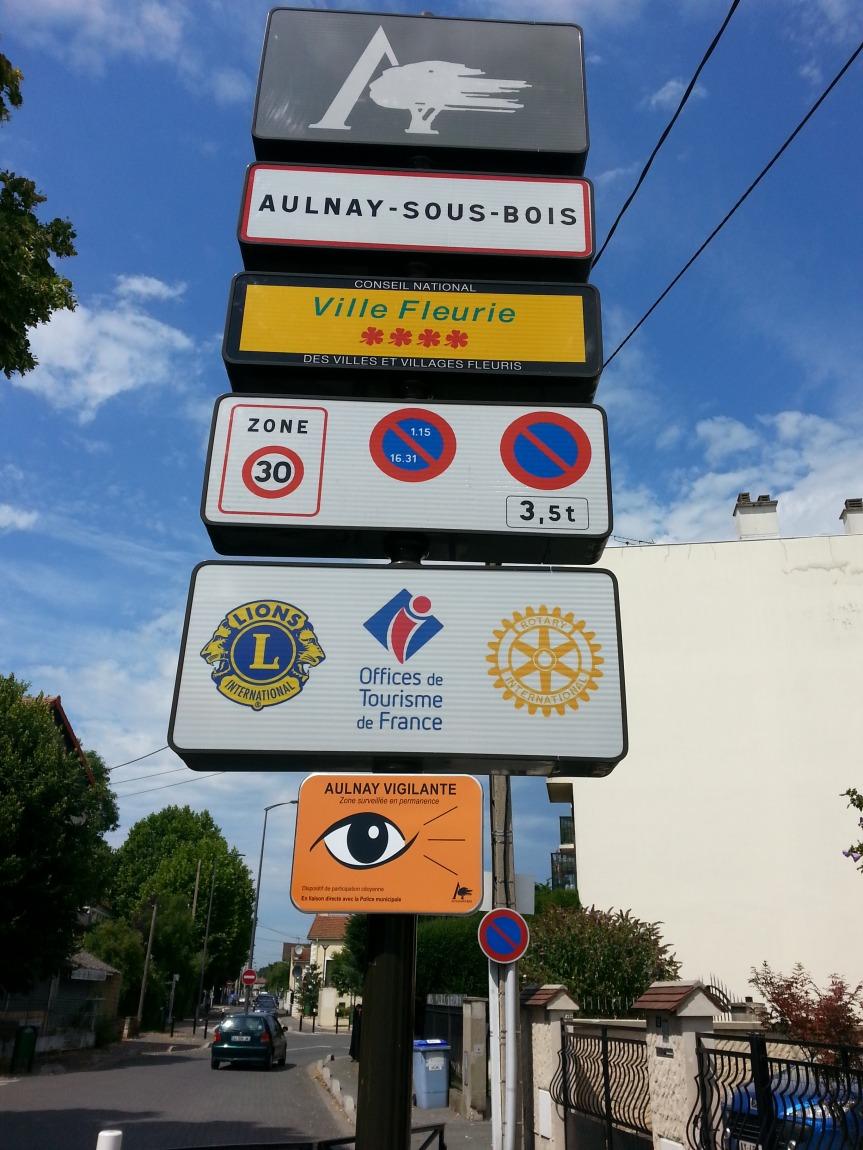Bienvenue à Aulnay, ville surveillée en permanence!