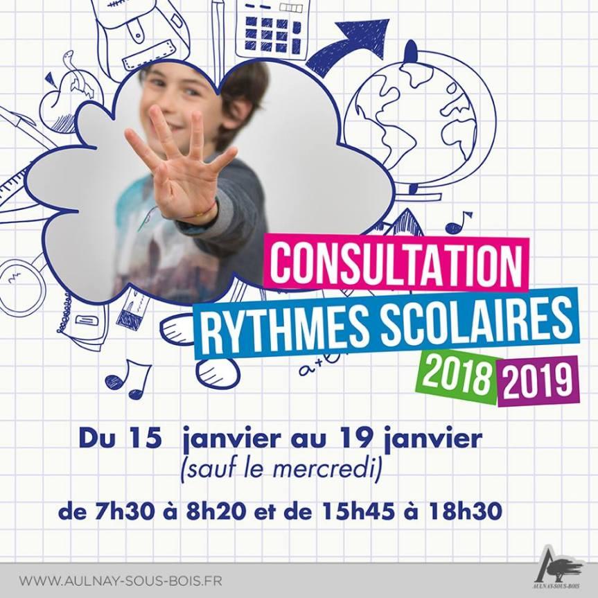 Consultation sur la semaine scolaire pour 2018-2019 : 4 jours pour cocher les bonnes cases!
