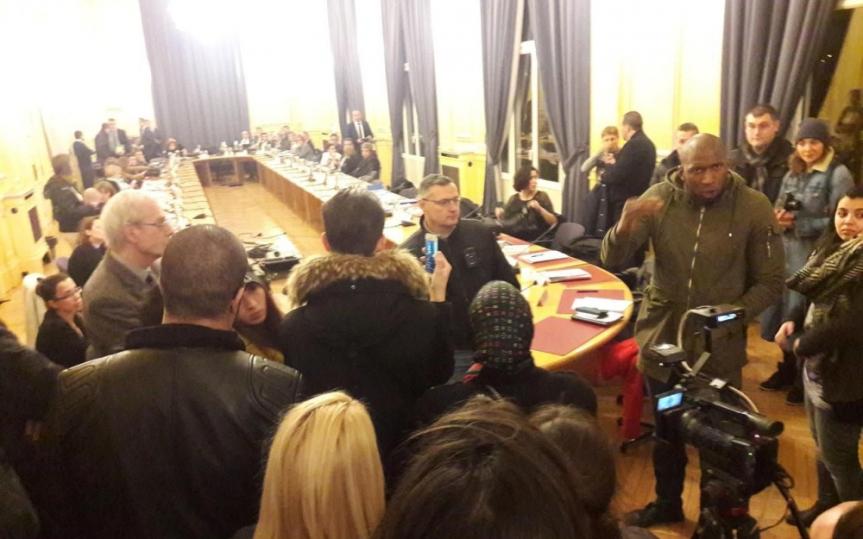 Conseil municipal du 7 Mars: réaction des élus PS, PCF,Radicaux