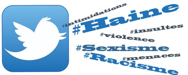 Réseaux Sociaux : l'insulte est facile derrière l'anonymat !