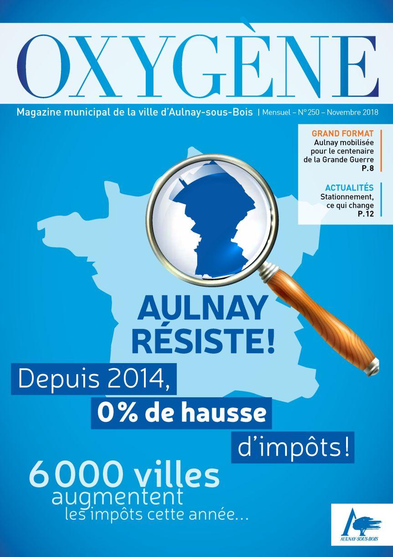 Aulnay-sous-Bois, 0% de hausse d'impôts… depuis 2005!