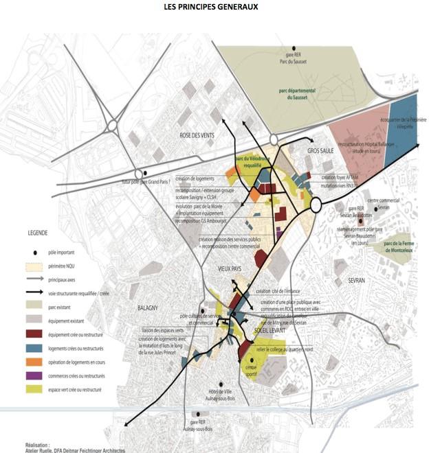 Constructions sur l'axe Mitry – Princet: un tissu d'erreurs volontaires sur le site de la Ville!
