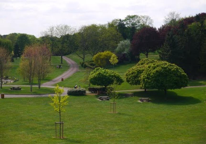 Que va devenir le Parc Ballanger, le poumon vert d'Aulnay depuis 1980?