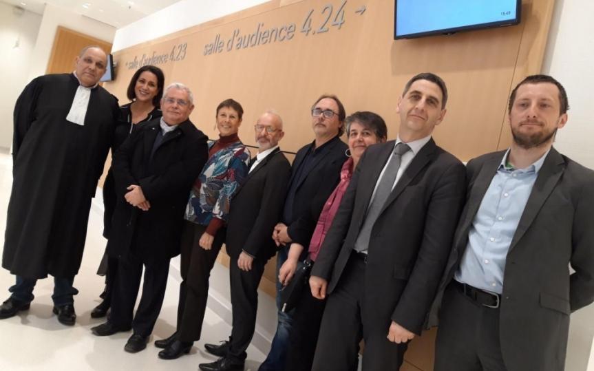 Tribunal de Paris: la procureure demande la relaxe pour les blogueurs et les Elus d'opposition d'Aulnay!