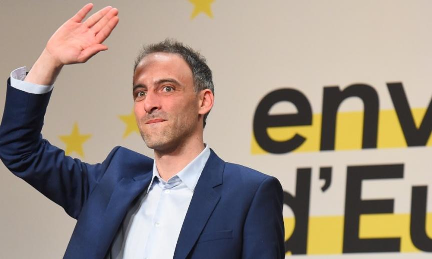 Elections européennes , Pour une Europe écologique et sociale, Le 26 mai, VOTEZ pour la liste Envie d'Europe portée par RaphaëlGLUCKSMANN