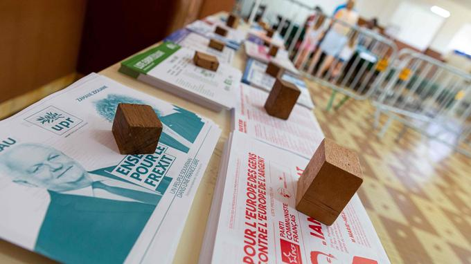 Elections européennes à Aulnay-sous-Bois: des incidents douteux dans plusieurs bureaux devote.