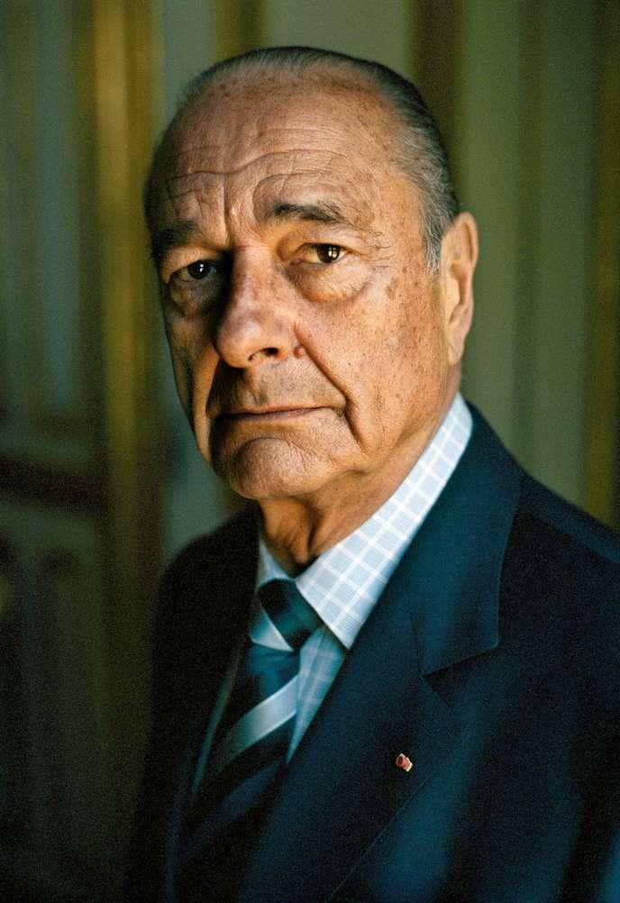 Jacques Chirac, une vie consacrée à lapolitique.