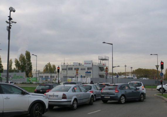 La circulation à Aulnay: de plus en plus dense, de plus en pluscomplexe.
