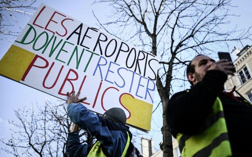 Référendum ADP: la barre du million de signatures est franchie!