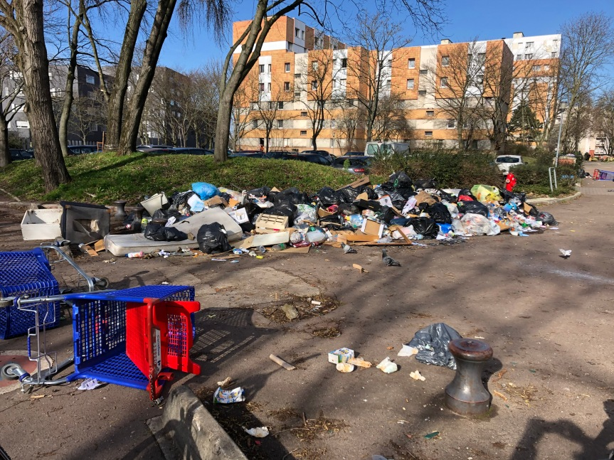 Aulnay-sous-Bois en 2020: où en est la propreté?